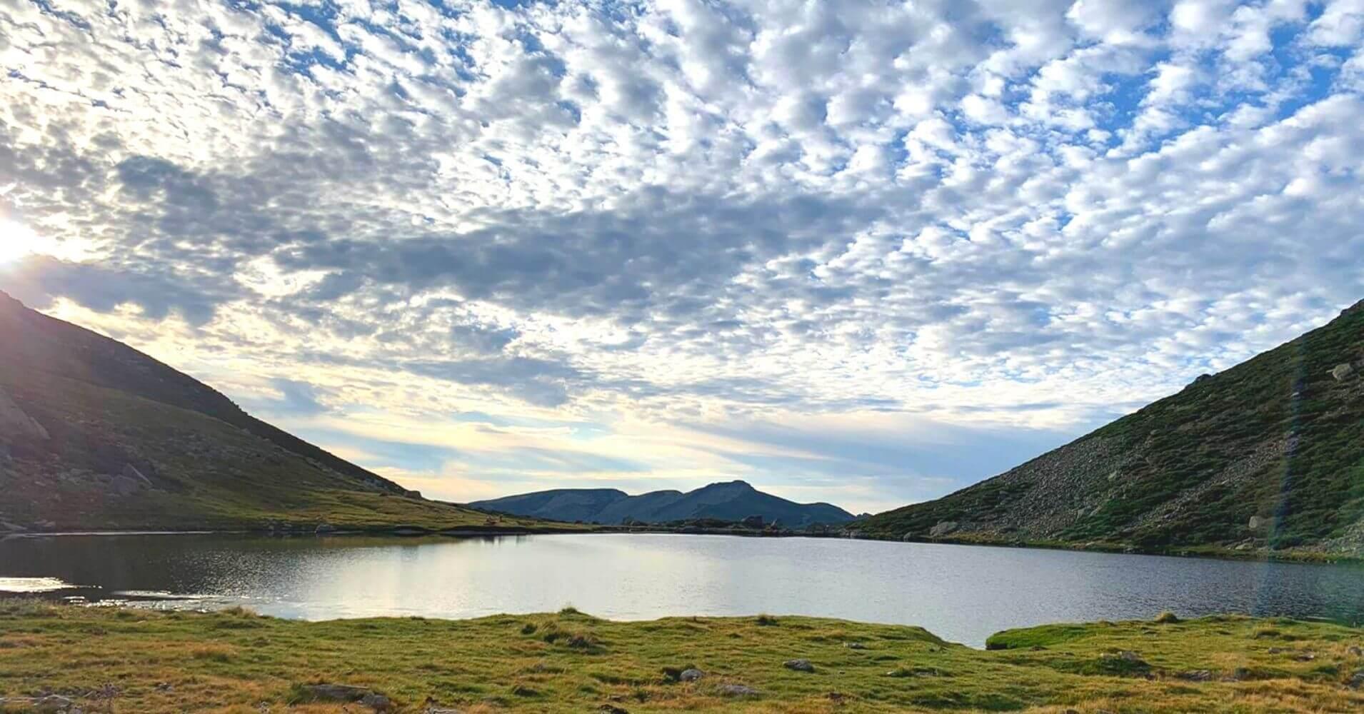 Laguna de los Caballeros. Navalguijo, Parque Regional Sierra de Gredos. Ávila, Castilla y León.