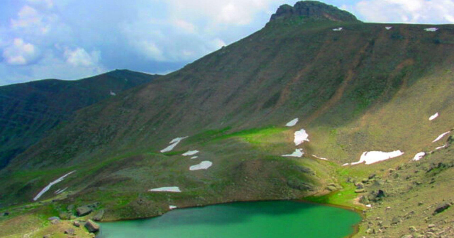 Laguna de Urbión. Picos de Urbión. Duruelo de la Sierra. Soria.