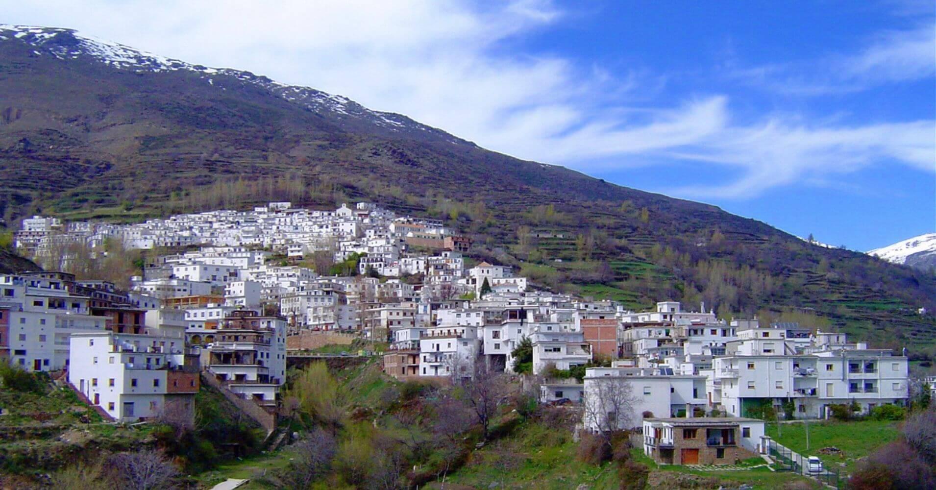 Las Alpujarras. Sierra Nevada. Granada, Andalucía.