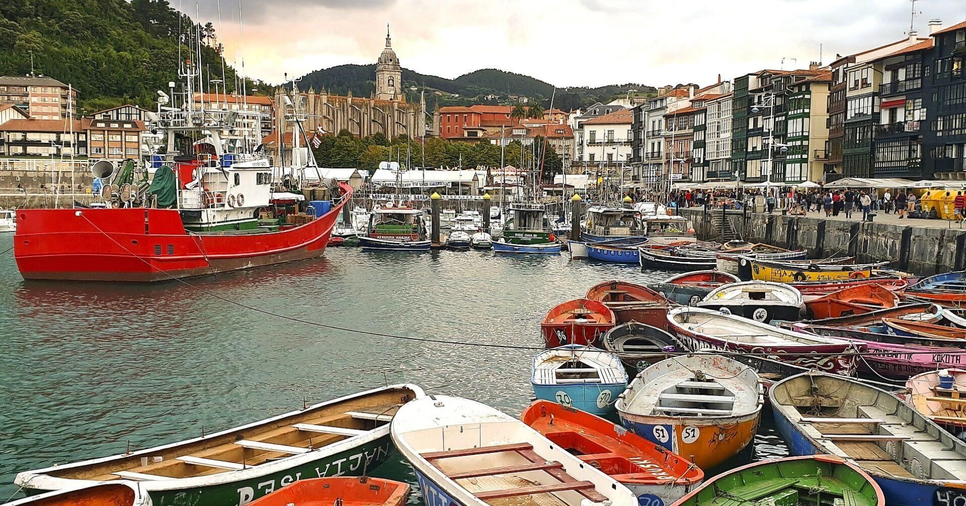 Lekeitio, Vizcaya. Euskadi.