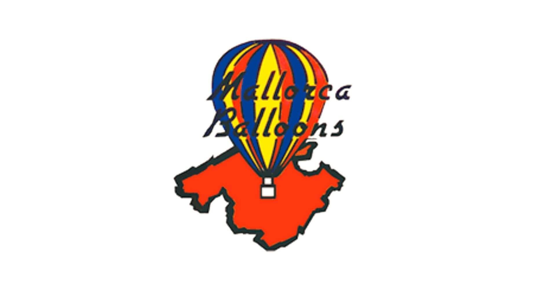 Logo Mallorca Ballons. Isla de Mallorca, Islas Baleares.
