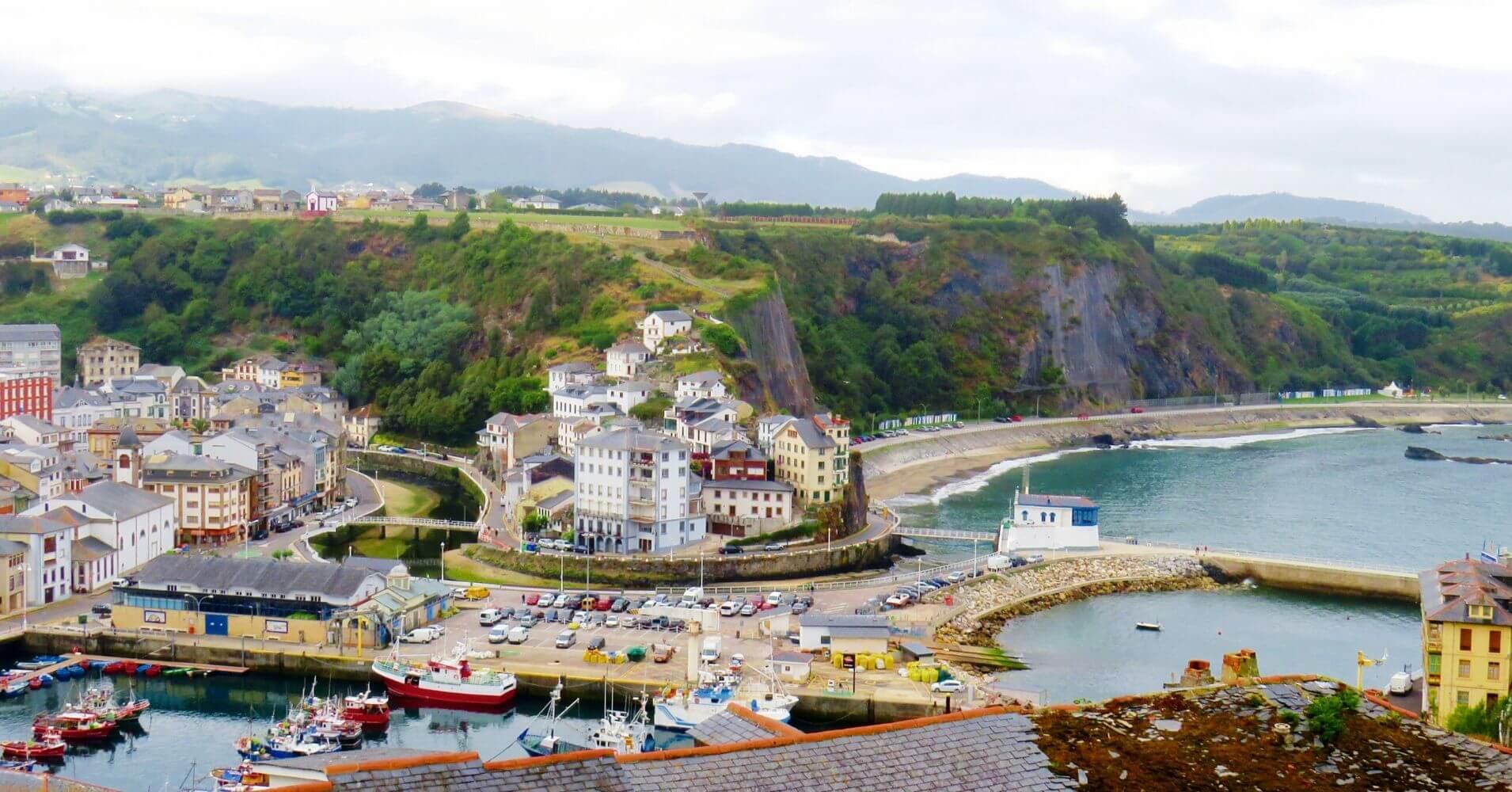 Luarca, Asturias Maravilla Natural.