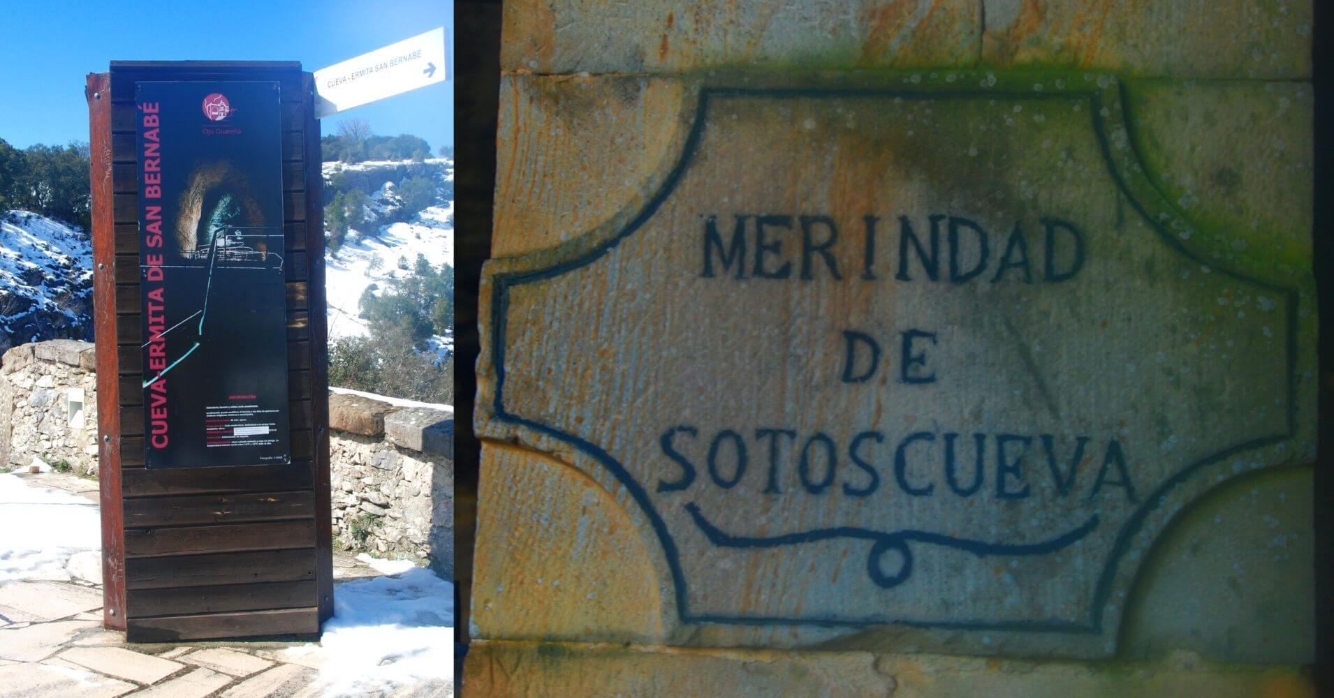 Merindad de Sotos Cueva. Las Merindades, Burgos. Castilla la Mancha.