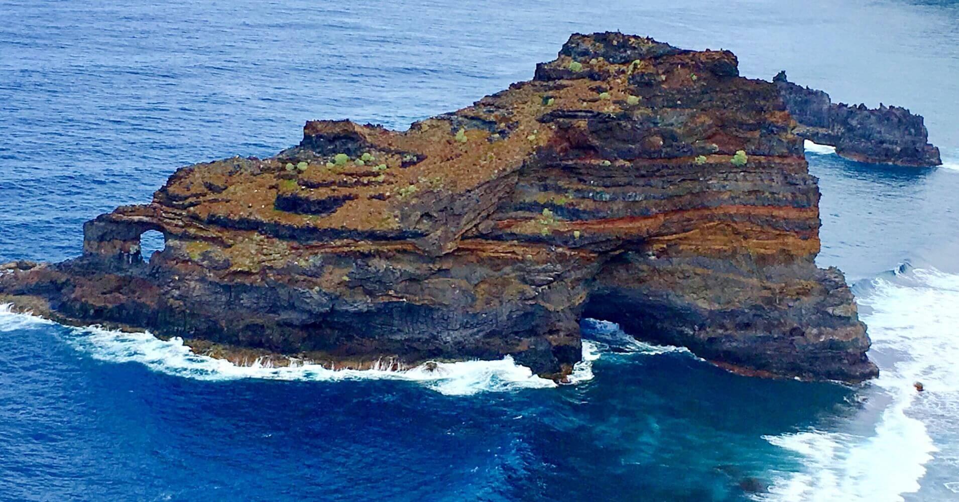 Mirador del Aserradero. La Palma. Islas Canarias.