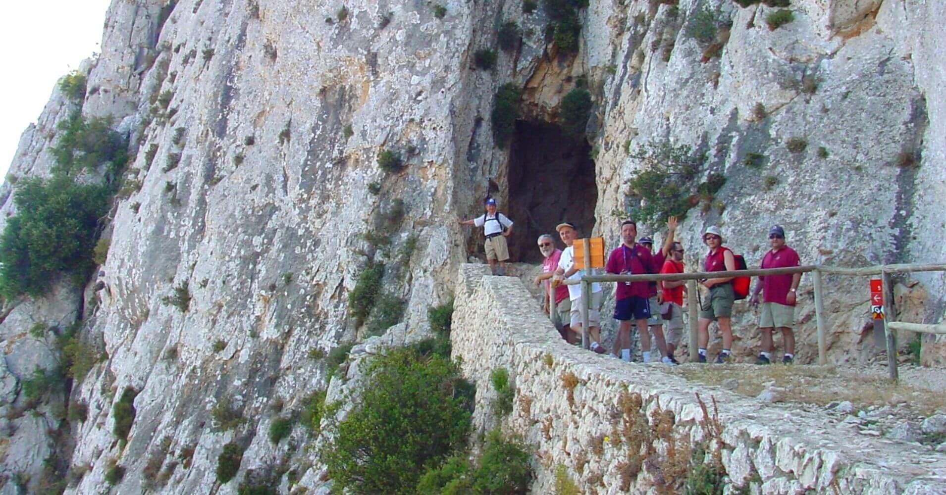 Miradores de Levante. Subida al Peñón de Ifach. Calpe, Alicante. Comunidad Valenciana.