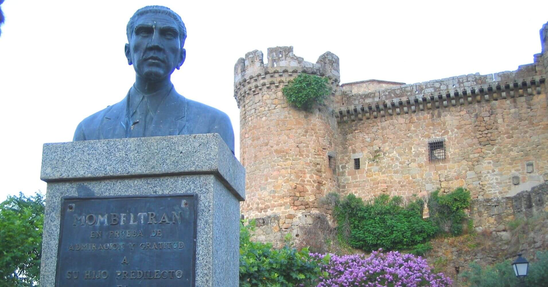 Mombeltrán. Ávila, Castilla y León.