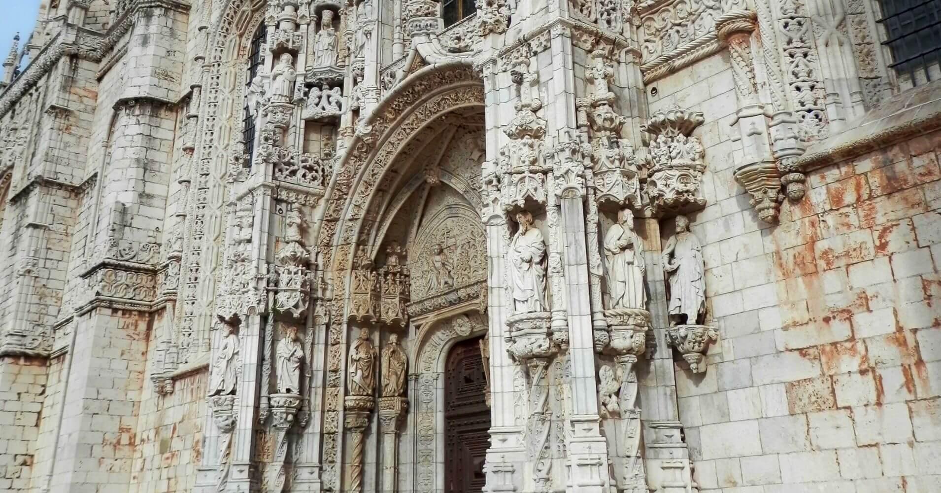 Monasterio Jerónimos. Lisboa Corazón de Fado. Portugal.