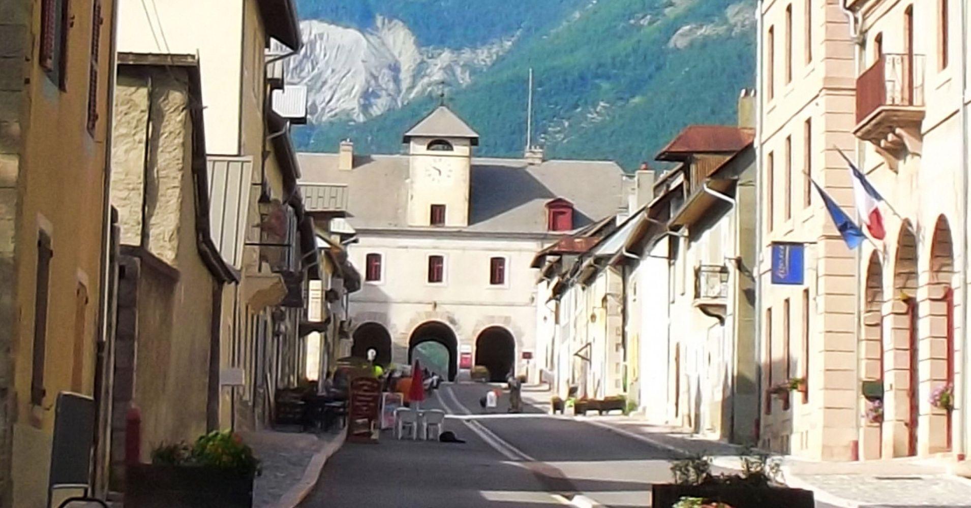 Mont Dauphin Fuerte de Vauban. Departamento de Altos Alpes. Provenza-Alpes-Costa Azul, Francia.
