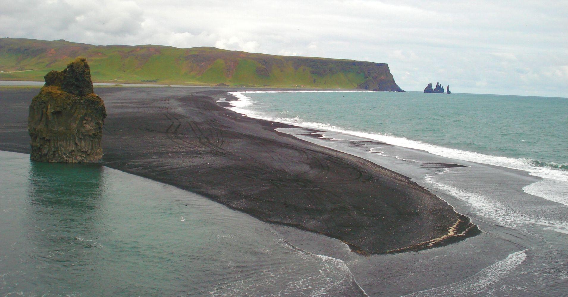 Montana Reynisfjall, Road Trip Iceland.