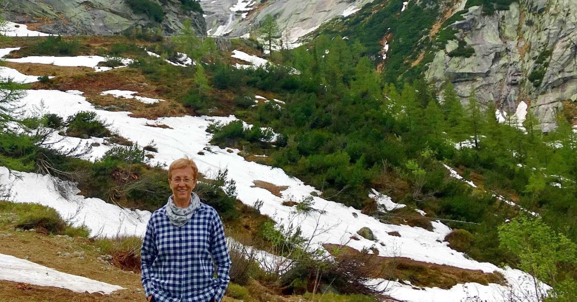 Vistas desde la Cumbre. Lucerna, Suiza.