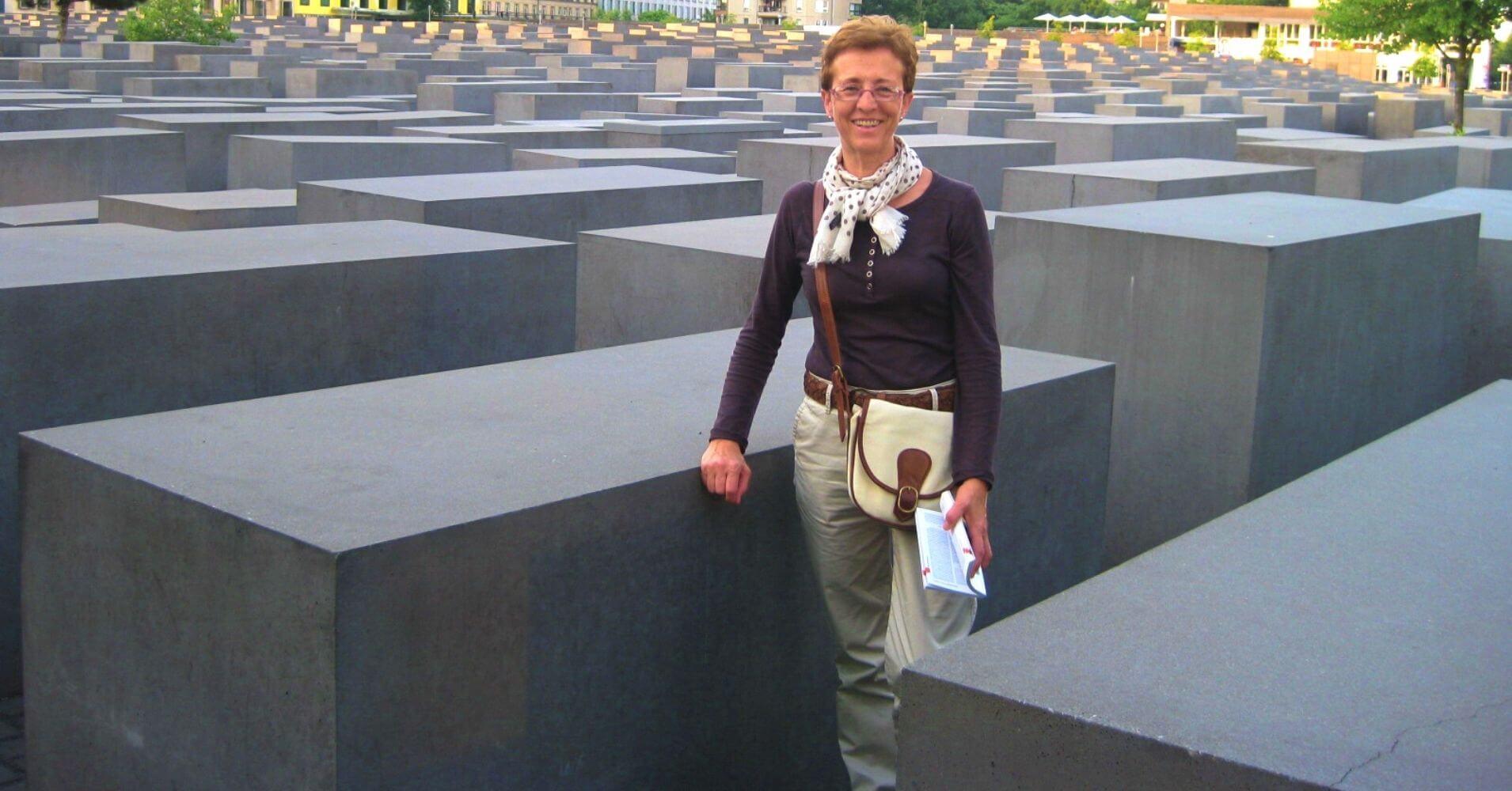 Monumento al Holocausto. Berlín. Alemania.