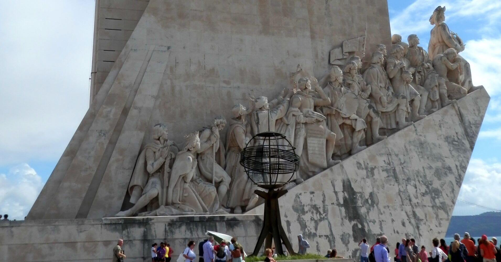 Monumento Descubridores, Lisboa. Portugal.