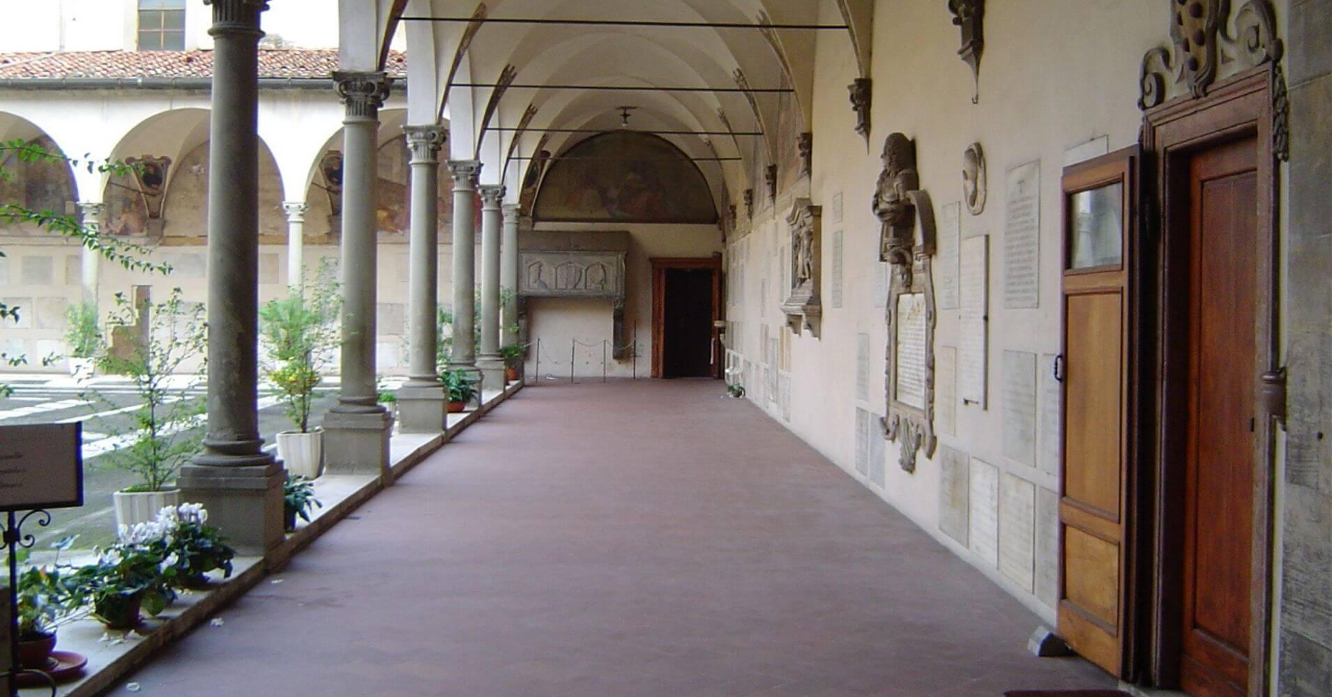 Museo Basílica Anunciación. Cinco días en Florencia. Toscana, Italia.