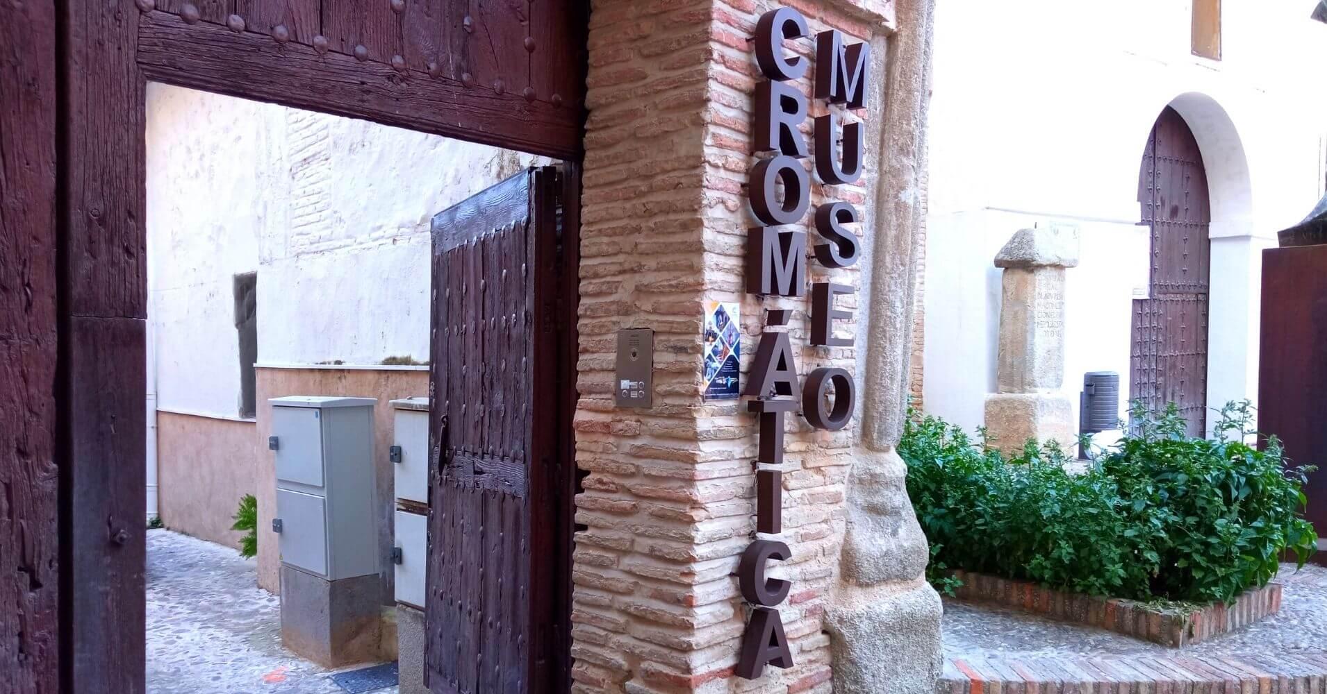 Museo Cromática Toledo. Convento de la Inmaculada Concepción. Toledo. Castilla la Mancha.
