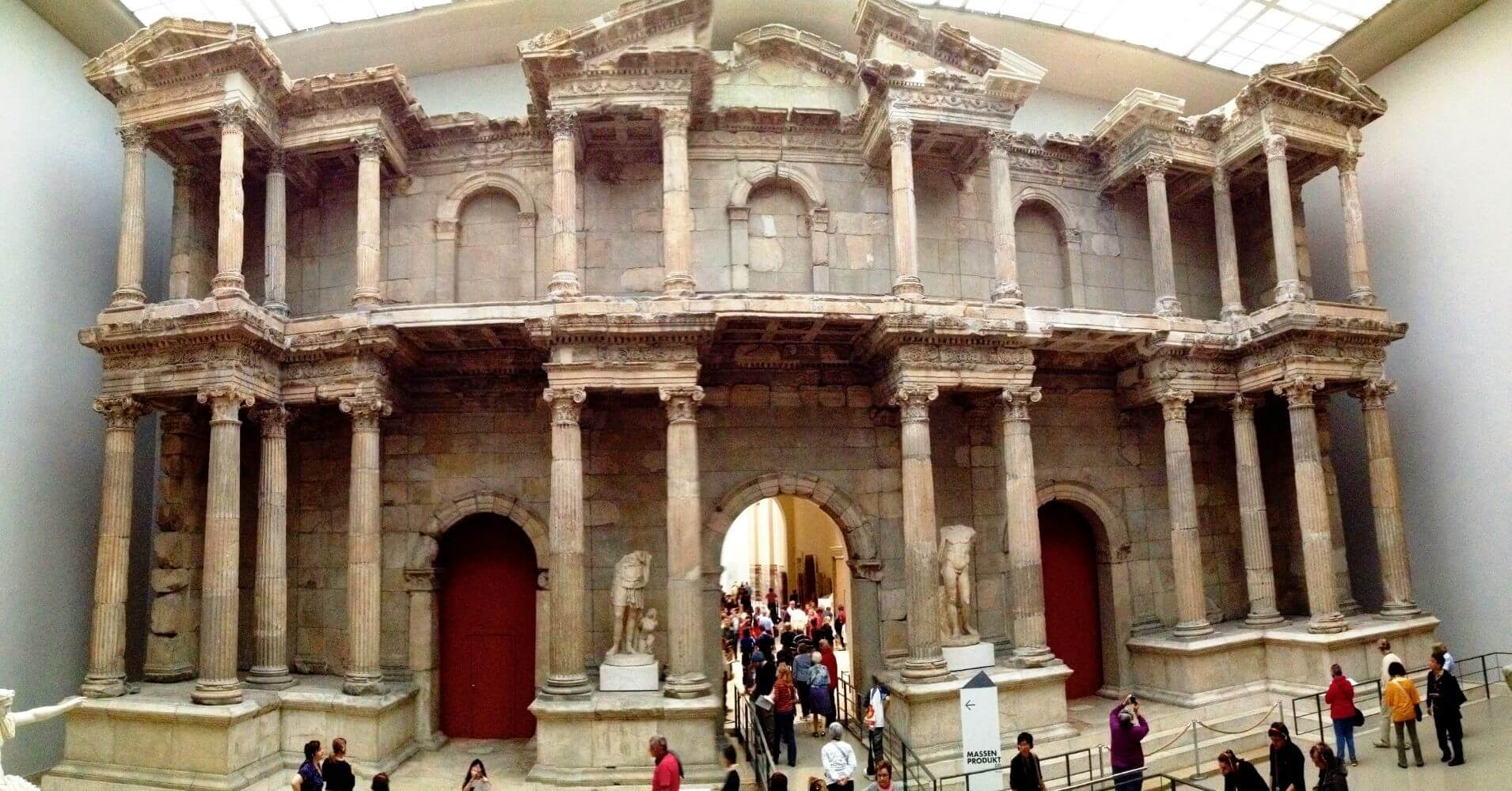 Museo de Pérgamo. Berlín, Alemania.