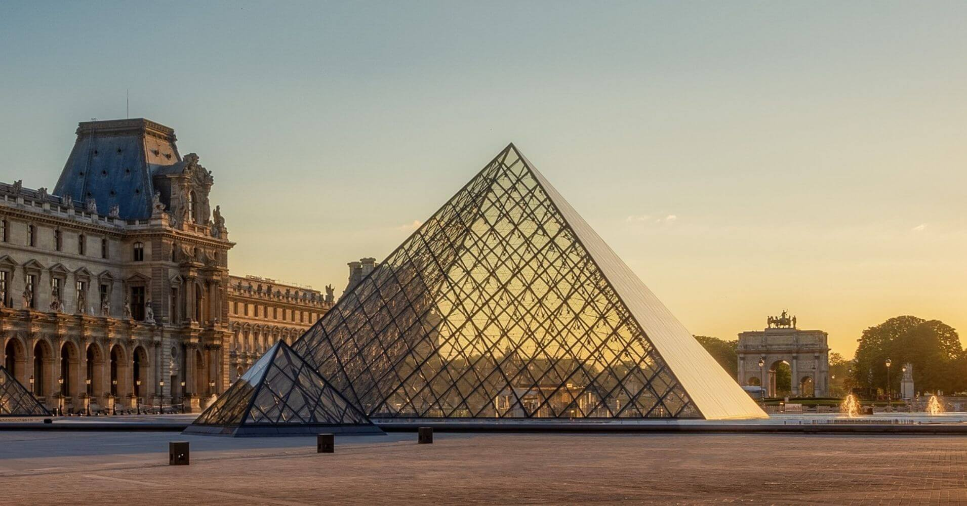 Museo del Louvre. París, Francia.