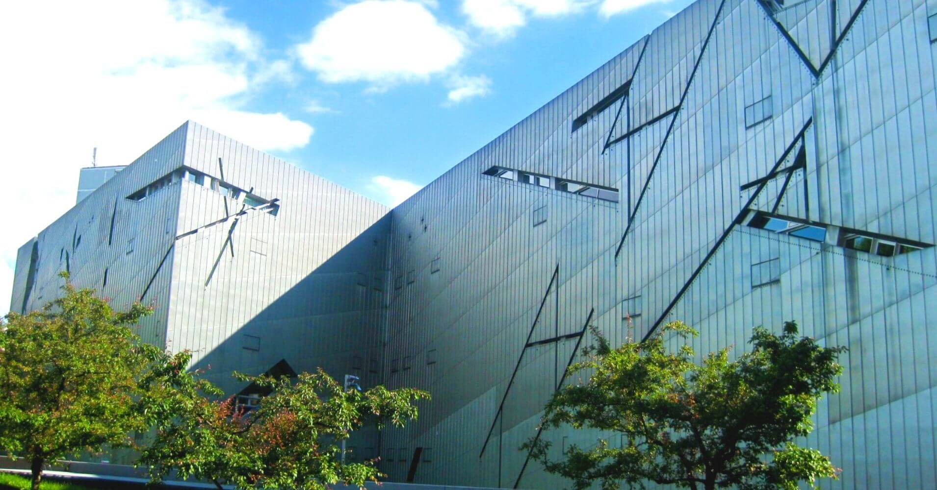 Museo Judío. Berlín. Alemania.