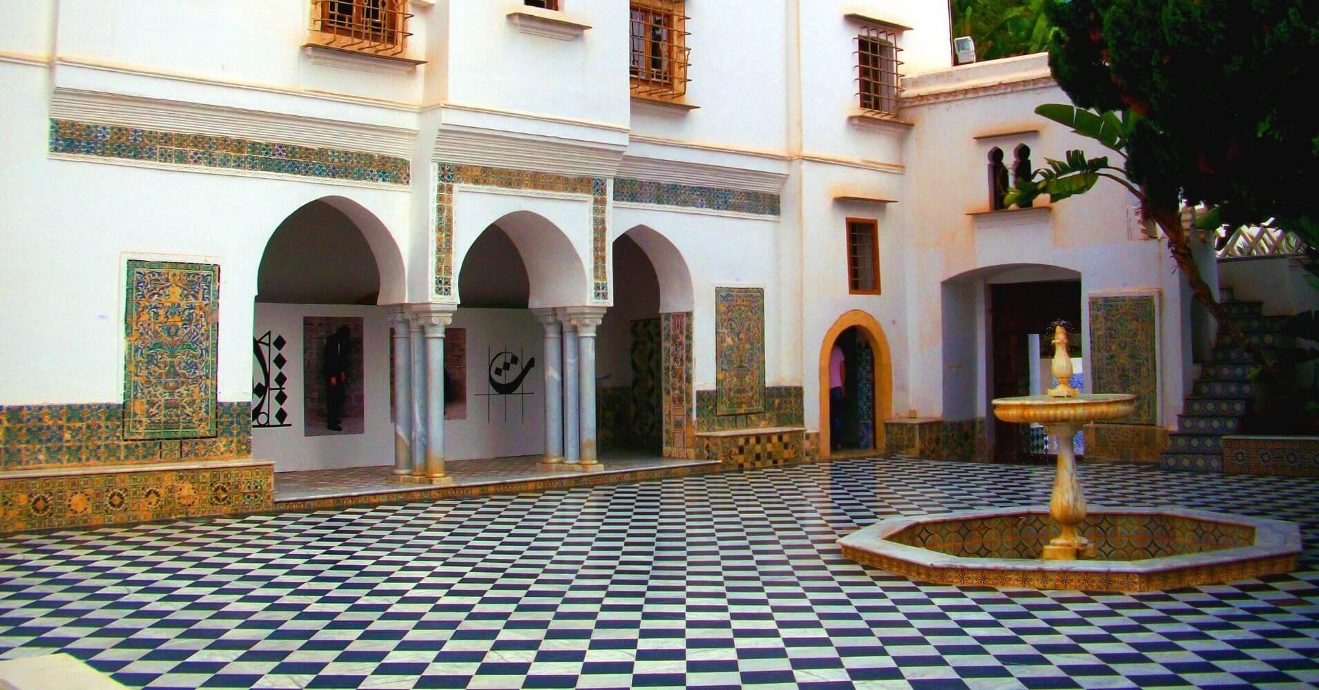 Museo Nacional Bardo. Argel la Blanca. Argelia.