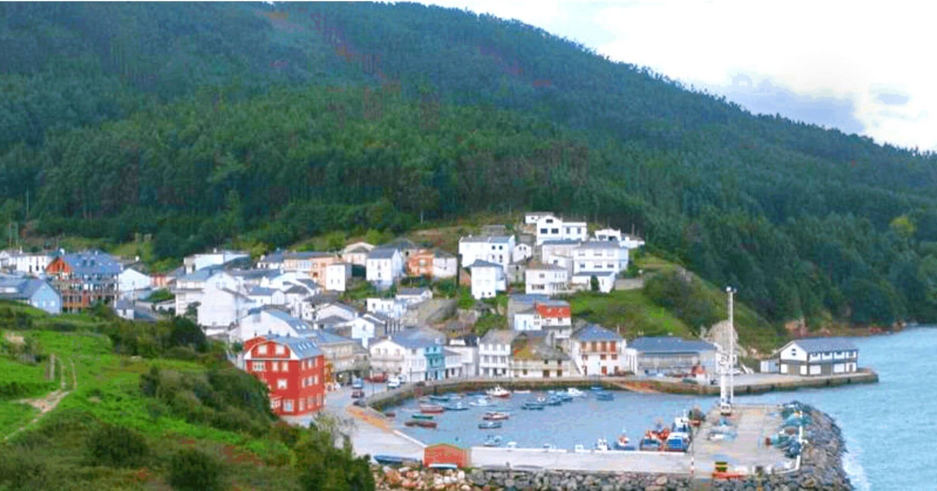 O Baqueiro. A Coruña, Galicia.