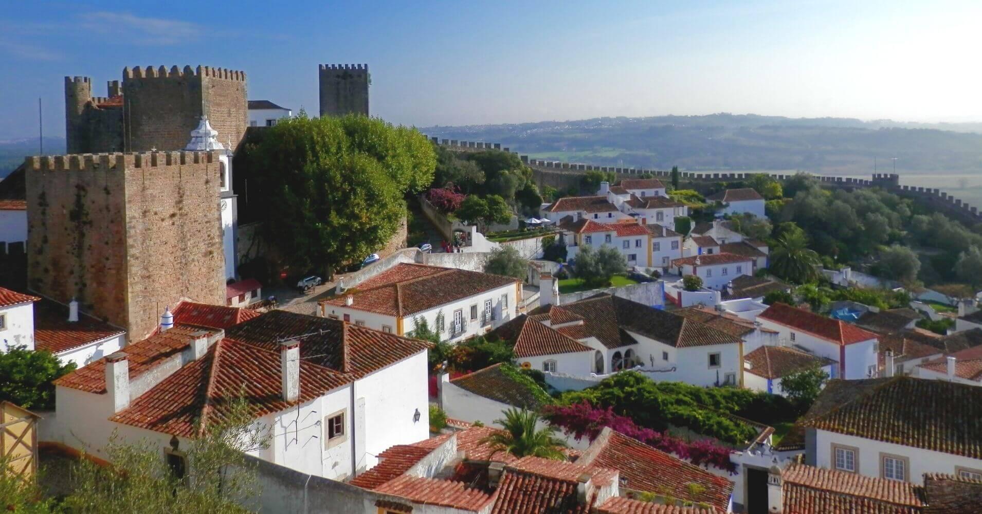 Óbidos, Portugal.