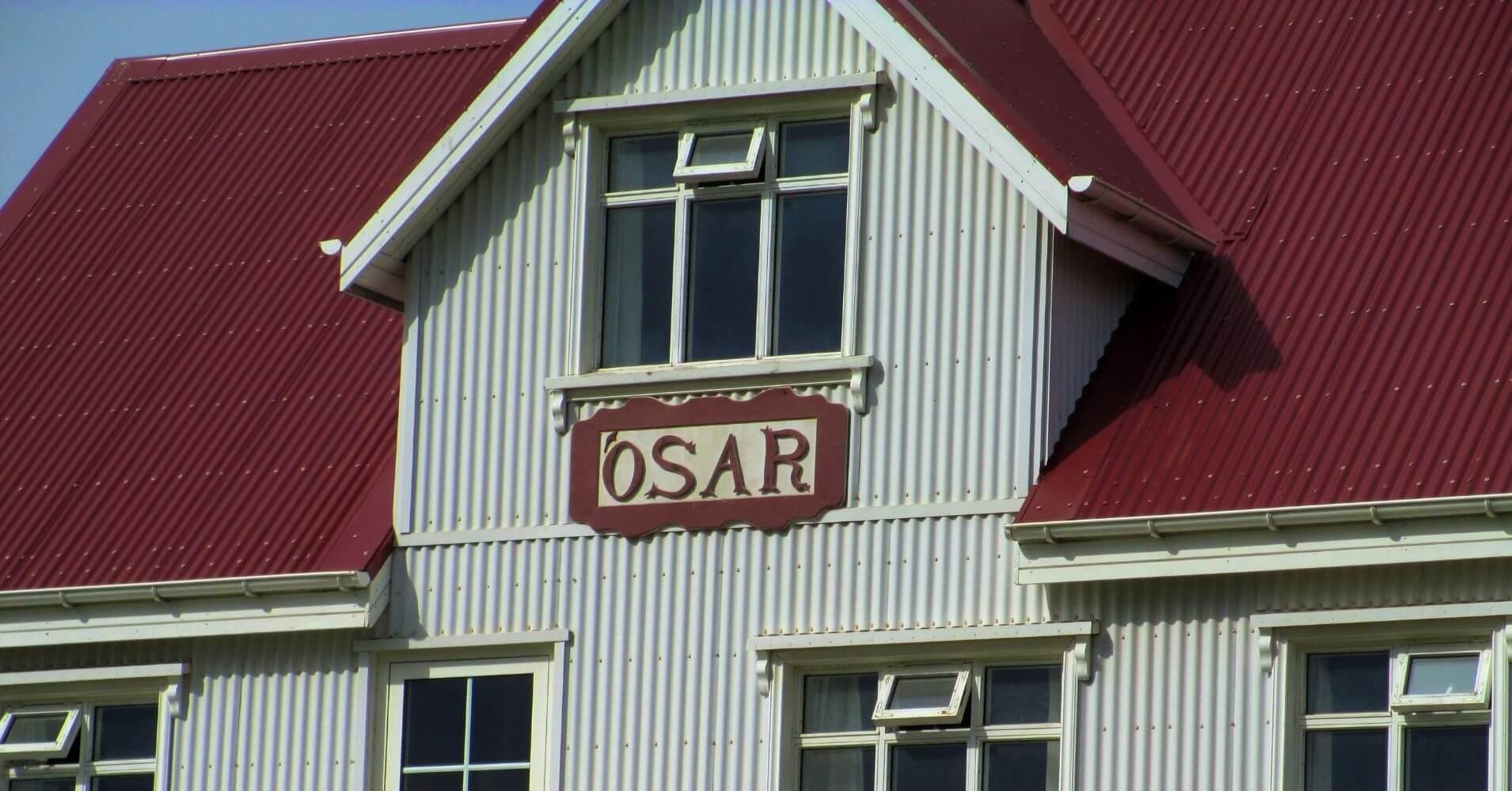 Osar, Península de Vatnsnes. Norðurland Vestra. Islandia.