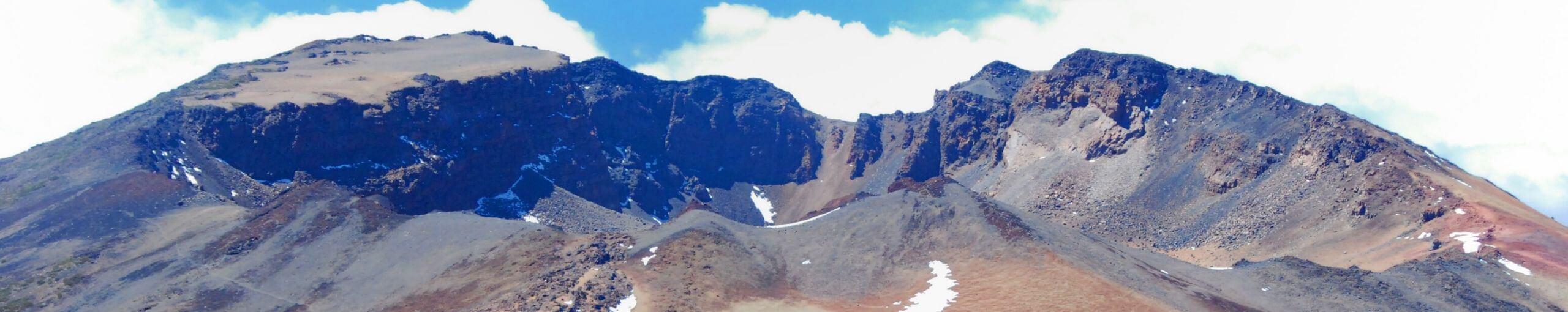 Parque Nacional de las Cañadas del Teide. Volcán de Pico Viejo. Isla de Tenerife, Islas Canarias.