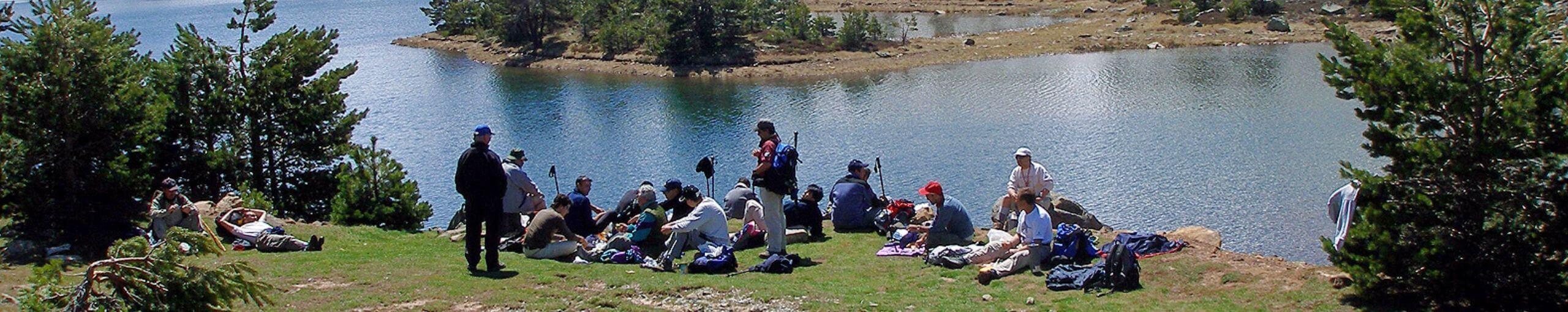 Parque Natural de las Lagunas de Neila, Burgos. Castilla y León.