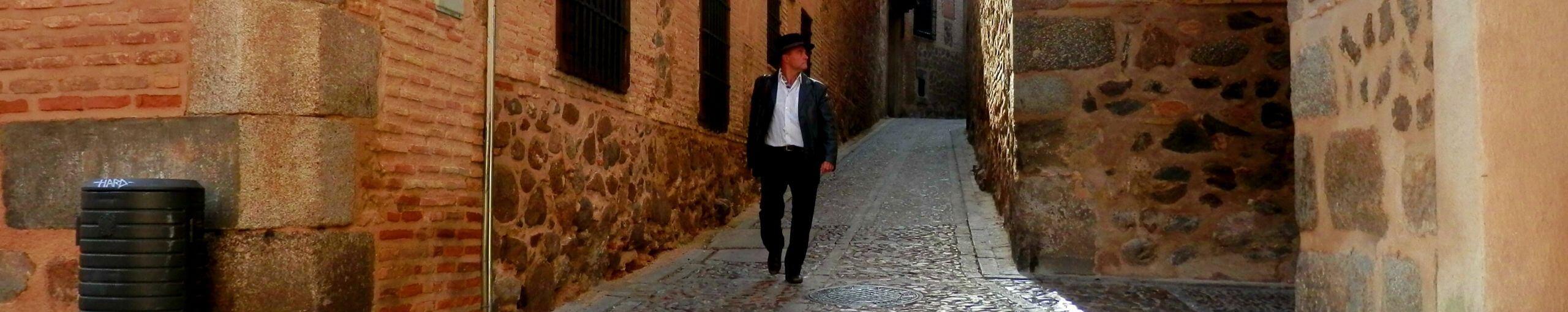 Paseando por Toledo. Castilla la Mancha.