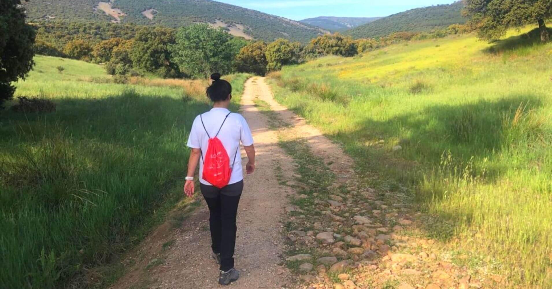 Paseo por Malamoneda. Hontanar, Toledo. Castilla La Mancha.