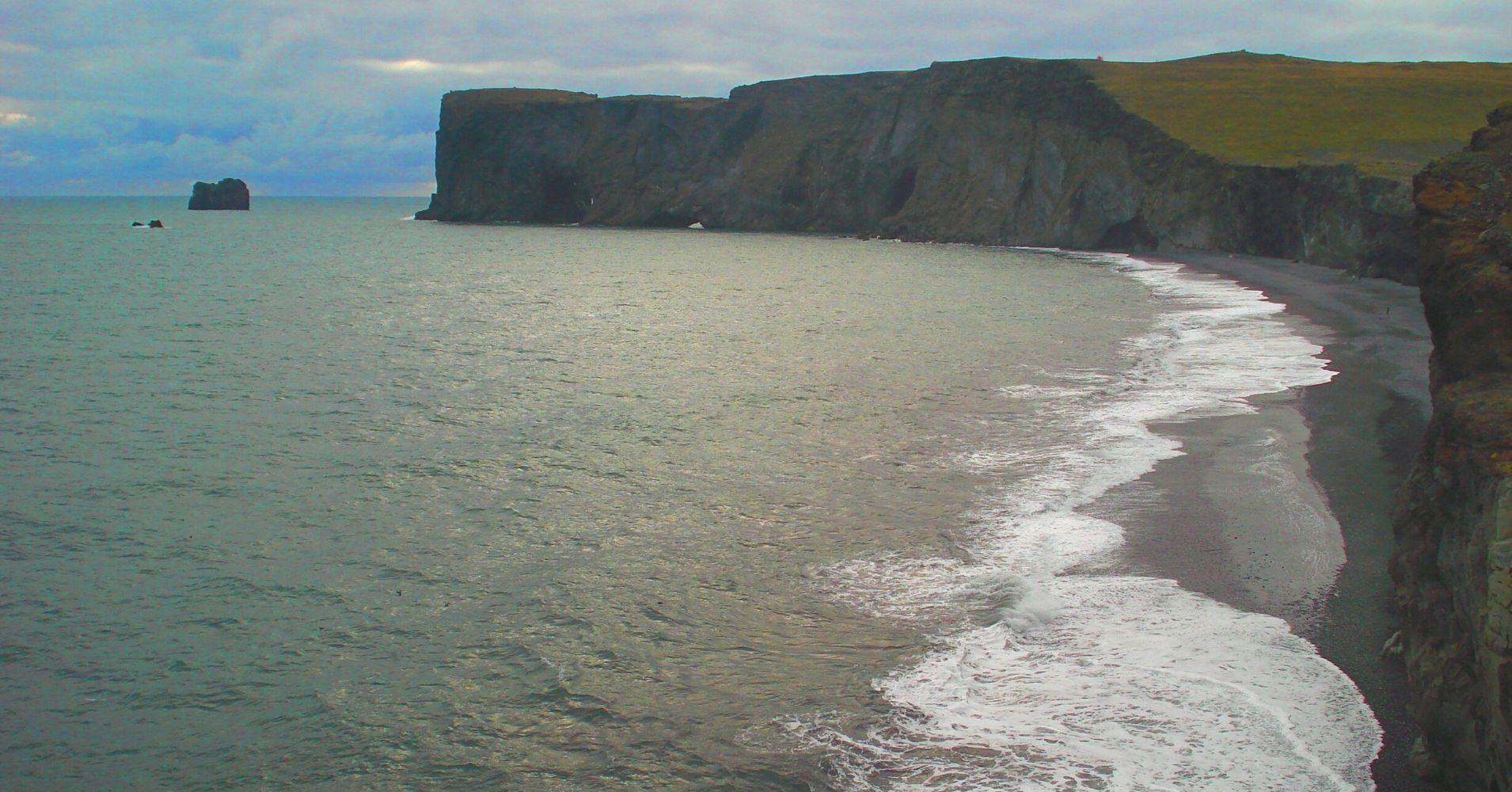 Península Dyrhólaey, Road Trip por Islandia.