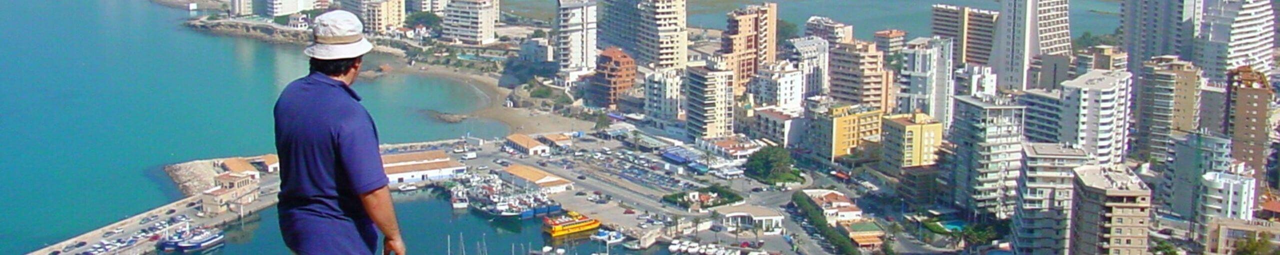 Peñón de Ifach, Calpe. Alicante. Comunidad Valenciana.