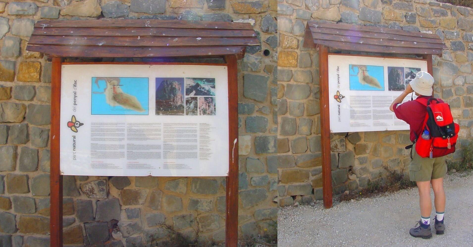 Parque Natural del Peñón de Ifach. Calpe, Alicante. Comunidad Valenciana.