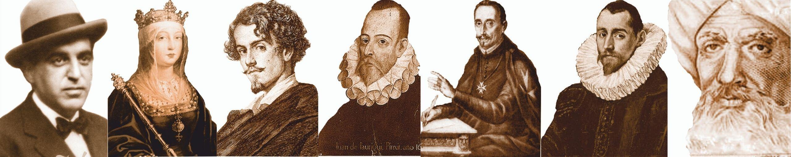 Personajes Ilustres de Toledo