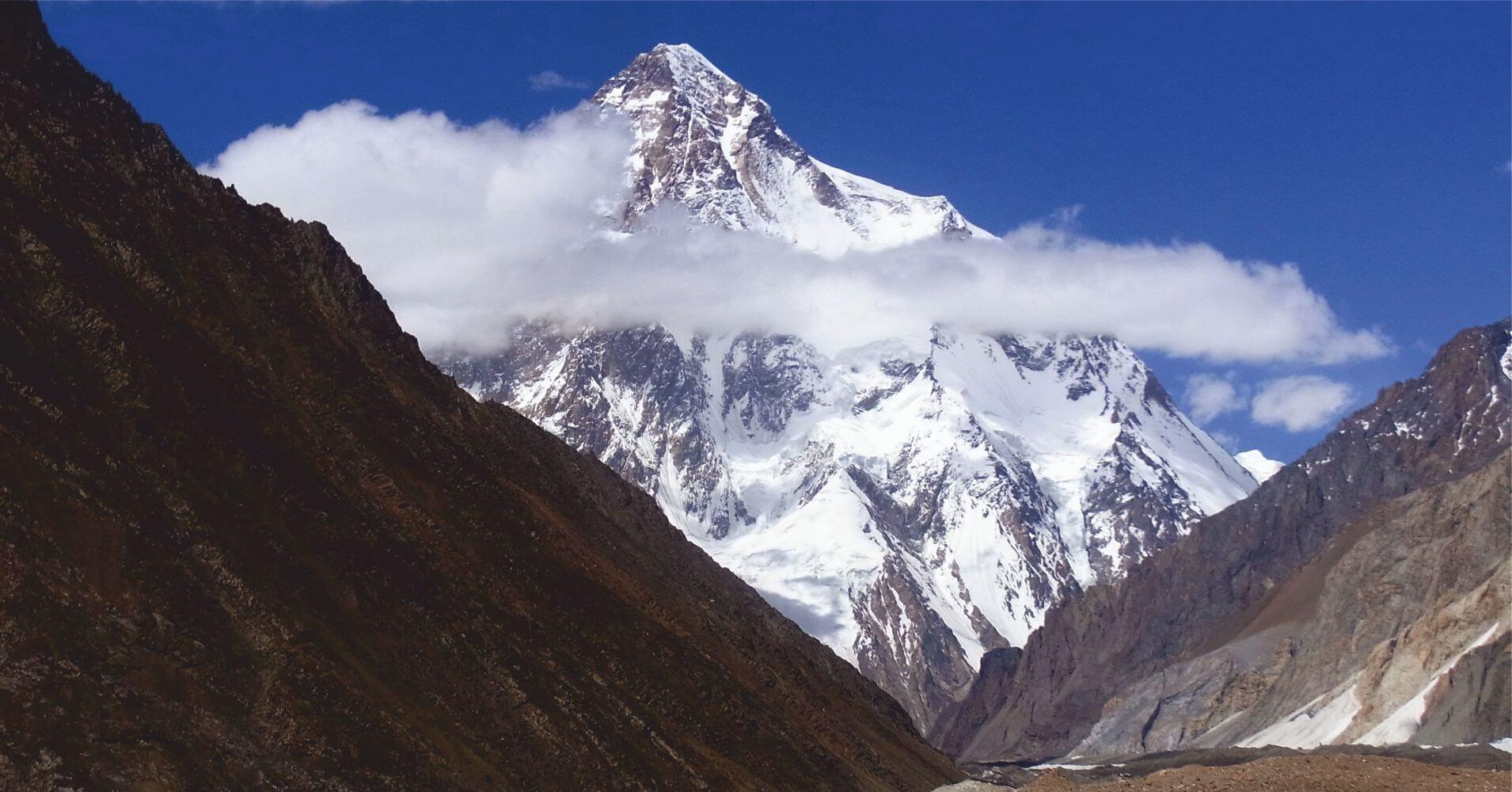 Pico del K2, Pakistán