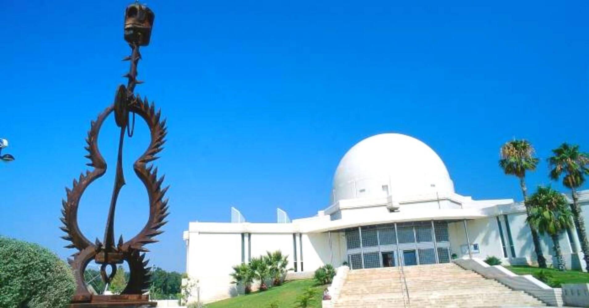 Planetario de Castellón. Comunidad Valenciana.