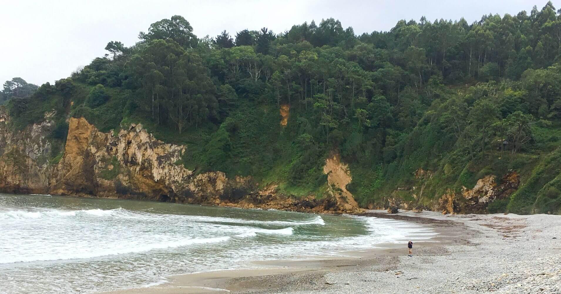 Playa de Cadavedo. Asturias Maravilla Natural.