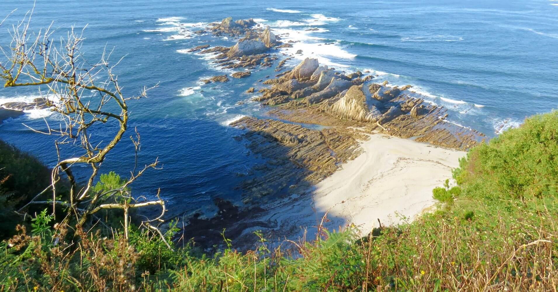 Playa Gueirua. Asturias Maravilla Natural.