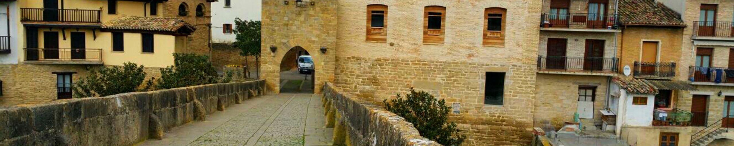 Camino Santiago Aragonés6