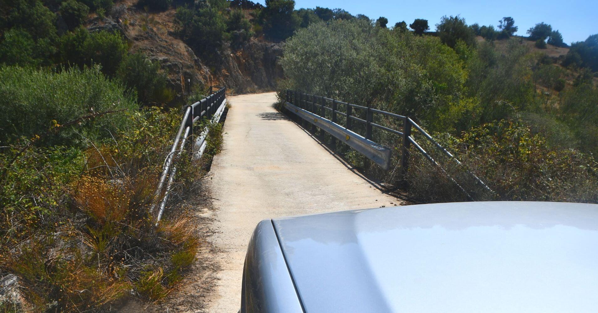 Puente de Remajarina. Embalse del Burguillo. El Barraco, Ávila. Castilla y León