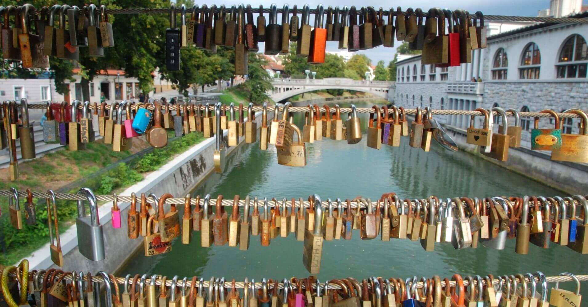 Puentes de Liubliana.