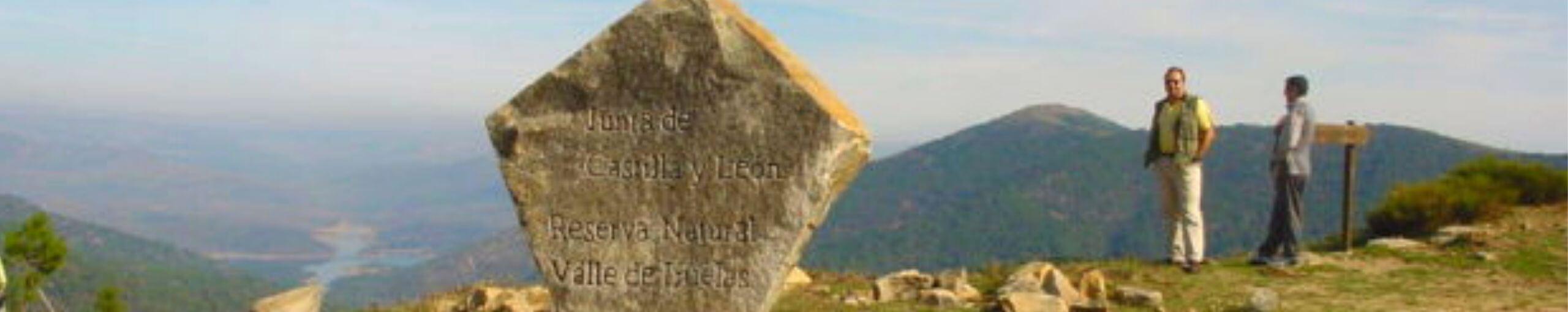 Puerto de Casillas, Valle de Iruelas. Ávila, Castilla y León.