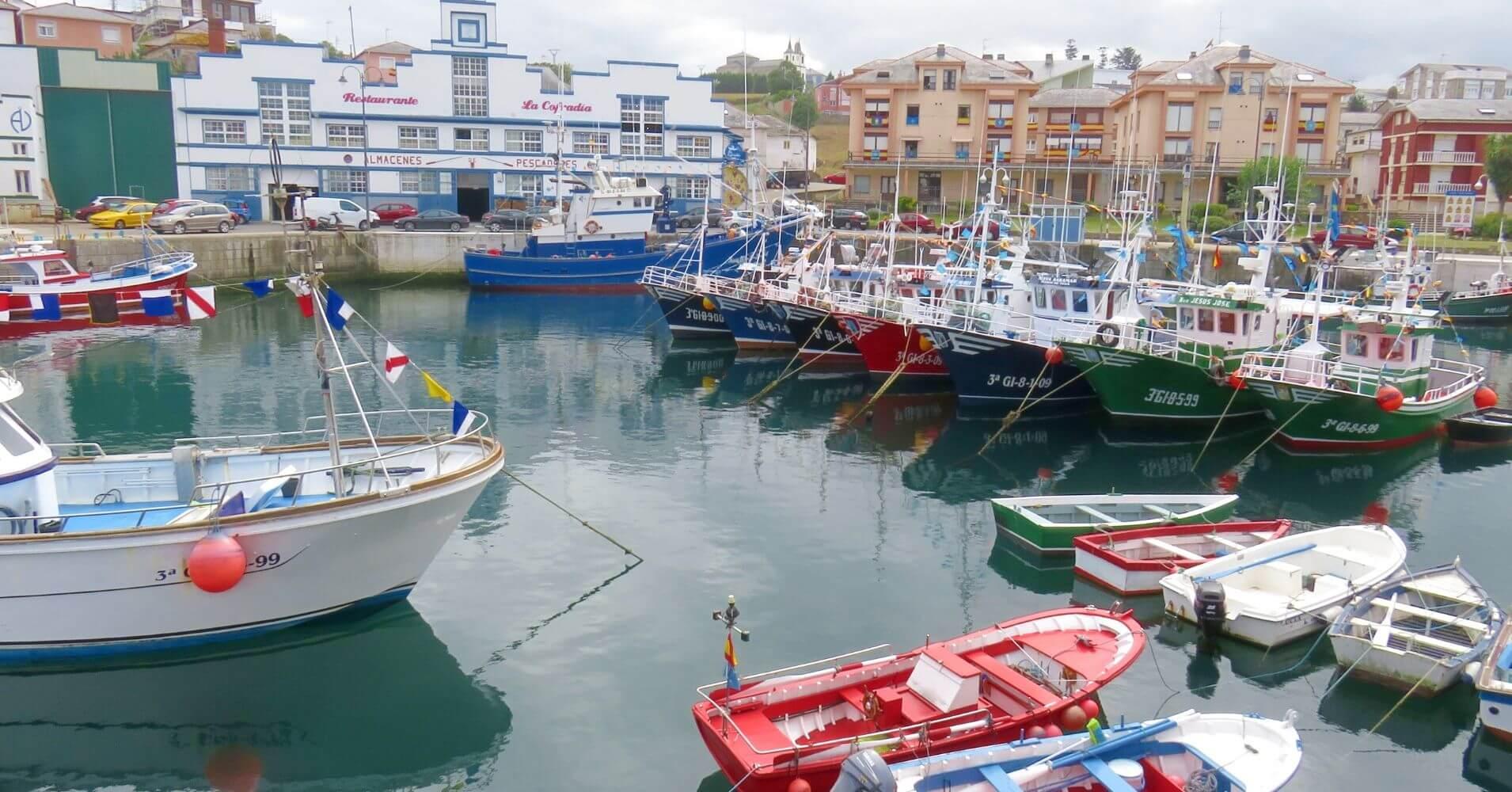 Puerto de Vega. Asturias Maravilla Natural.