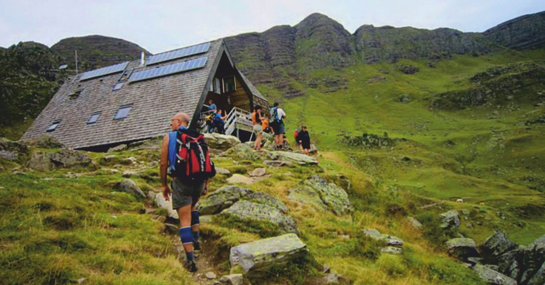 Refugio de Ayous. Parque Nacional de los Pirineos. Nueva Aquitania, Pirineos Atlánticos. Francia.