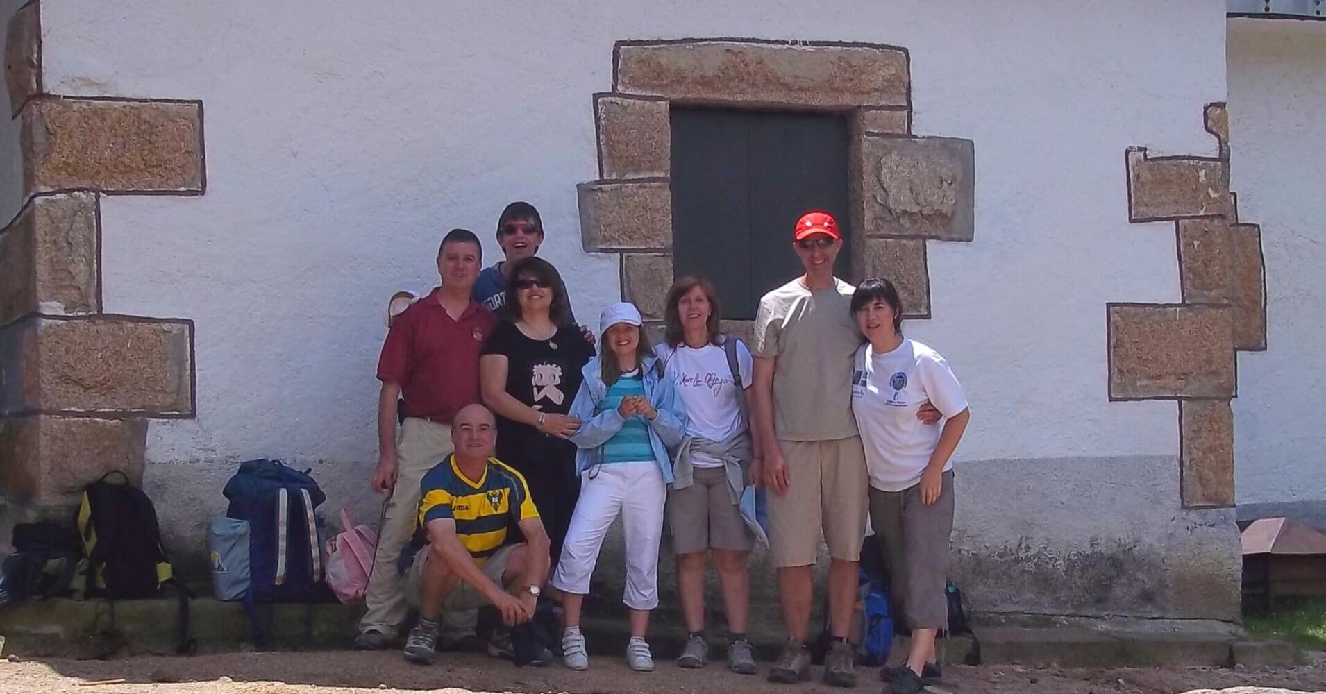 Refugio Giner de los Ríos. La Pedriza del Manzanares. Comunidad de Madrid.