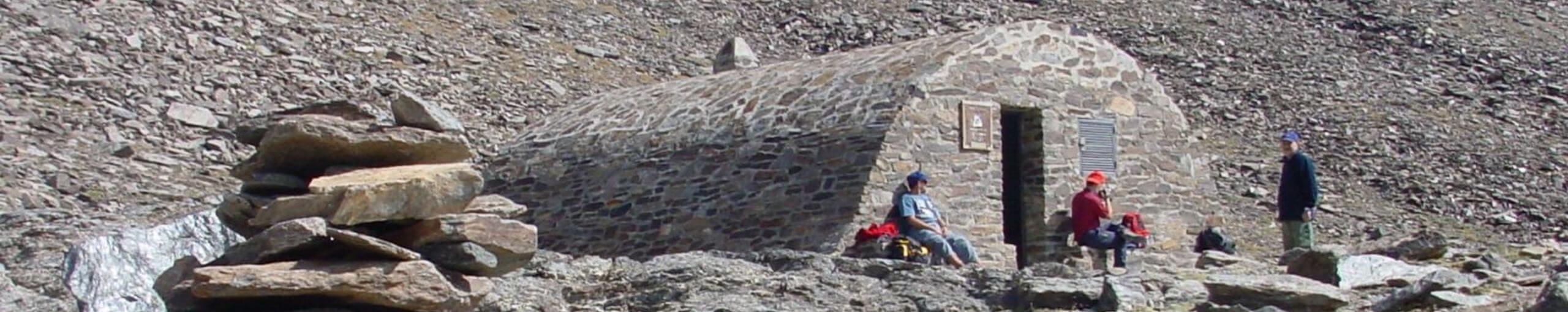 Refugios y Albergues de Andalucía