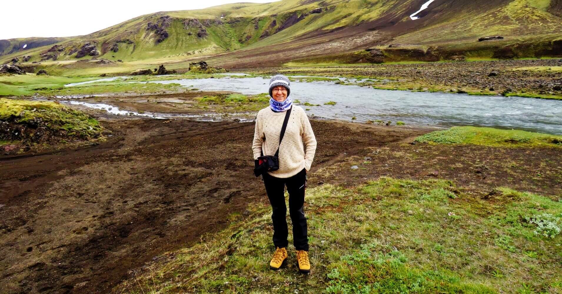 Reserva Natural Fjallabak, Landmannalaugar Tierras Altas de Islandia.