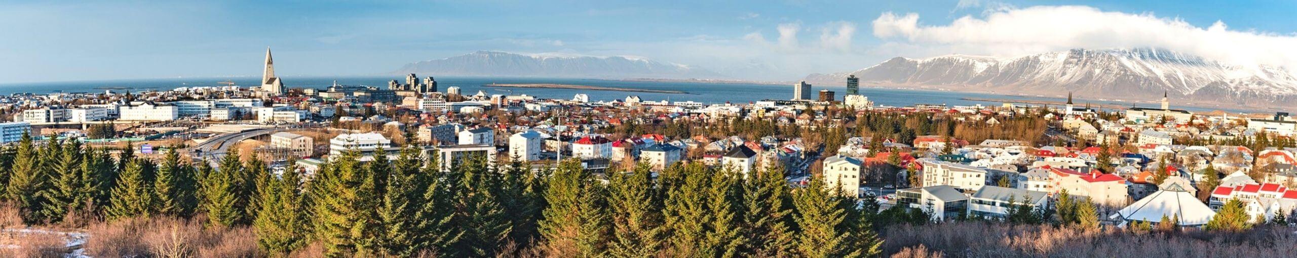 Reykjavík Capital de Islandia