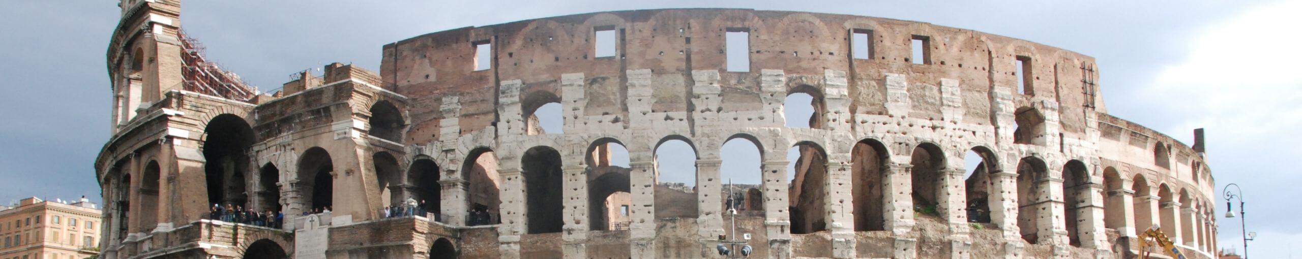 Roma Capital del Imperio. Lacio, Italia.