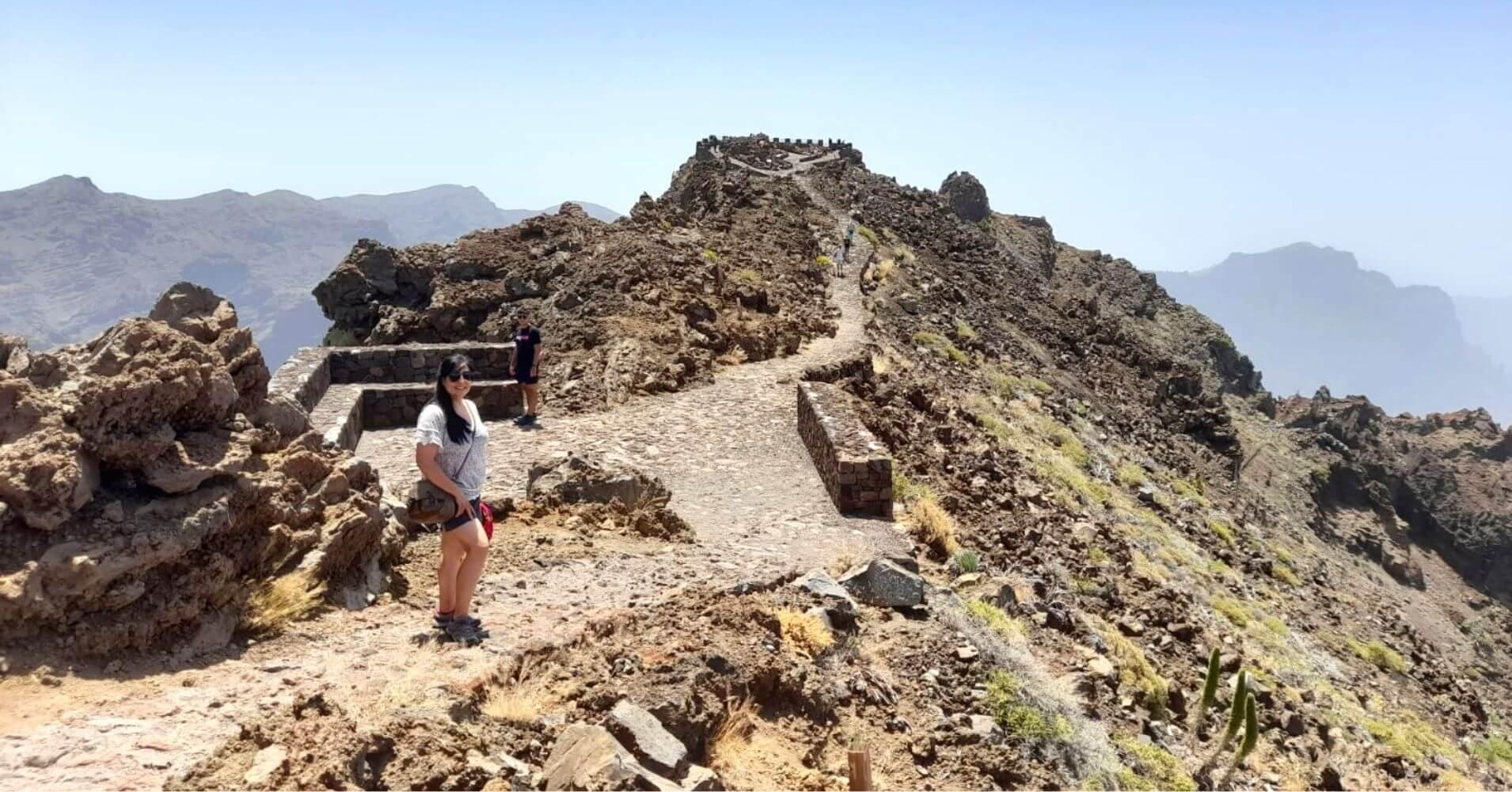 Roque de los Muchachos. La Palma, Islas Canarias.