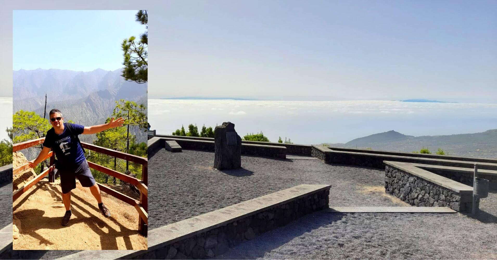Roque de los Muchachos y Miradores. La Palma, Islas Canarias.